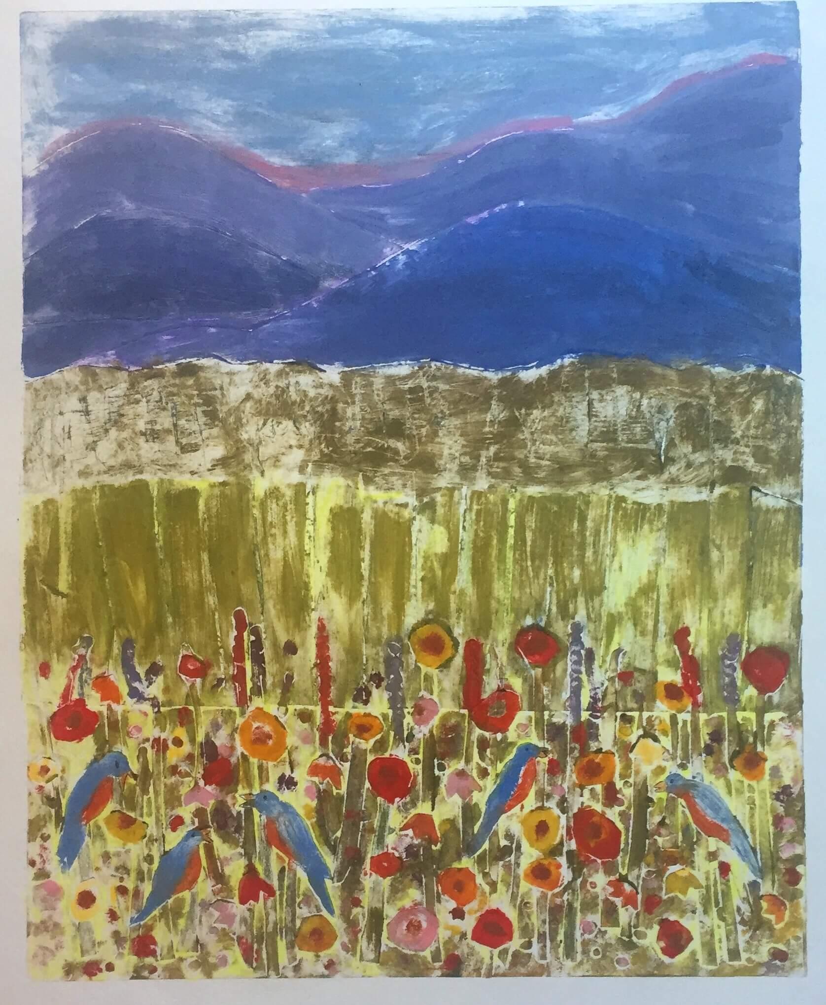 Angela Finney - Mountain Memories II