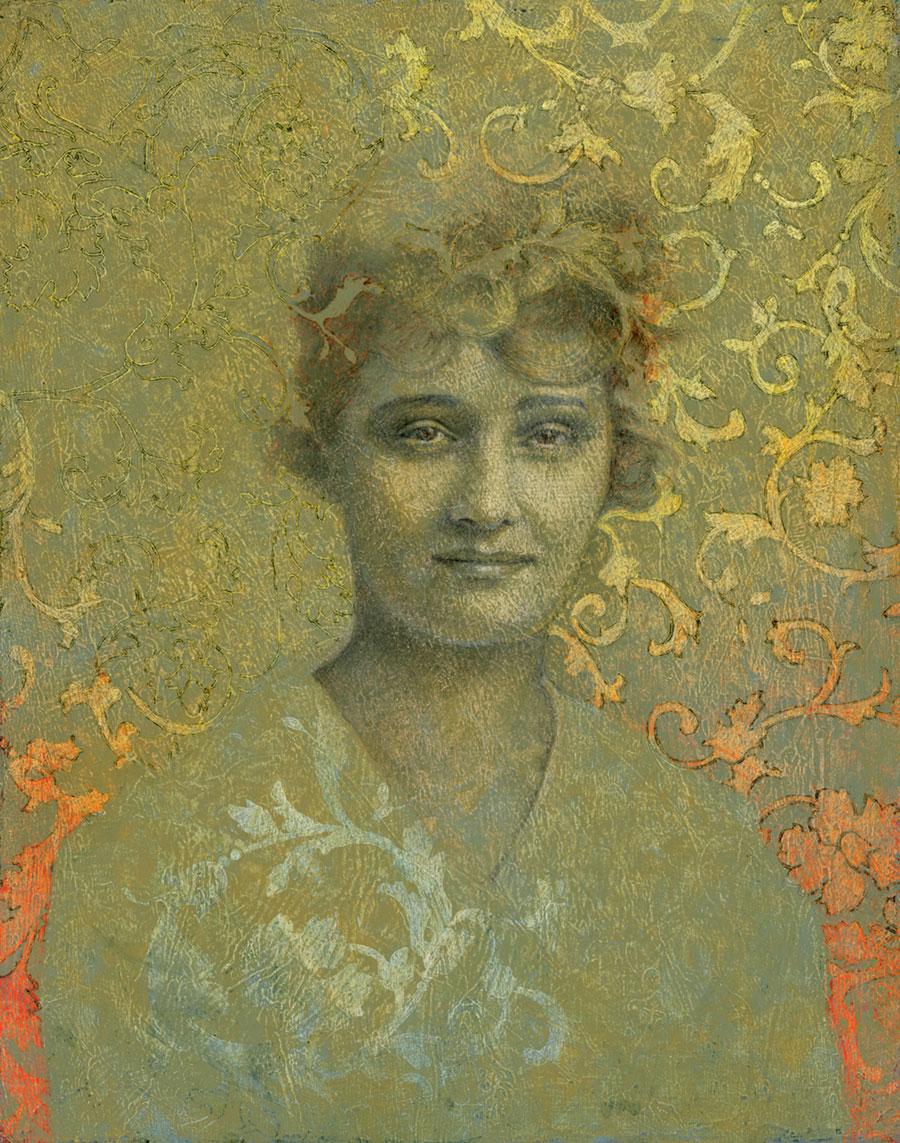 Tracy Greenwalt - Yellow Wallpaper