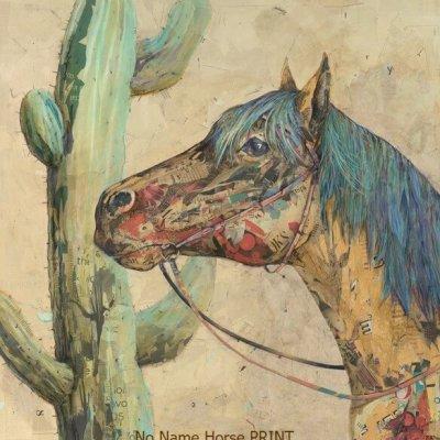 Valerie Dunning Edwards - No Name Horse