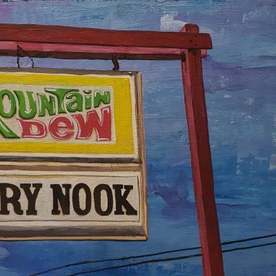 Donna Estep - Small Town Memories- Dairy Nook