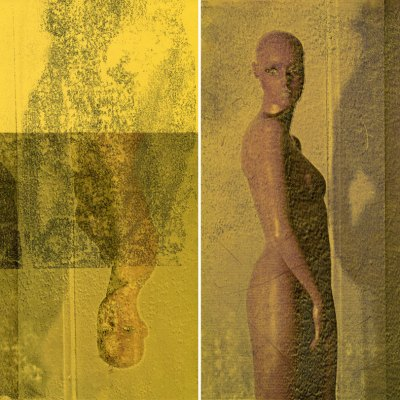David Scott Everhart - evil twins / shadow (2 pieces make a pair)