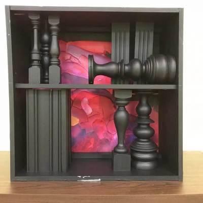 Kurt F. Reichert - Nevelson • Reichert: Sculpture/Painting Fusion