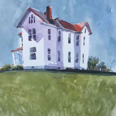 Jeff Stahler - Lancaster Farmhouse