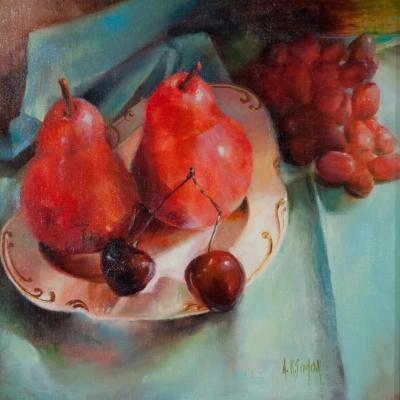 Annette Simon - Fruit - It's What's for Dinner