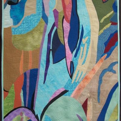 Jean Weissman - Cascading Color
