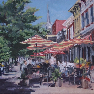 Ruth Gless - Chatter in Granville