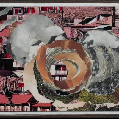 Susan Schubert Chaos - Quake, Crack, Gale, Flood, Help