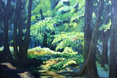 Gretchen Dean - Mackinac Woods