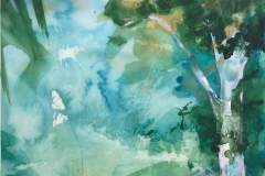 Sharon Dougherty Connor - Autumn Woods # IV