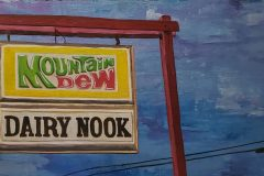 Donna Estep - Small Town Memories- Dairy Nook